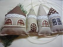 Dekorácie - Na vianočnom námestí - 3381377