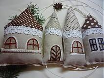 Dekorácie - Na vianočnom námestí - 3381378
