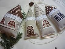 Dekorácie - Na vianočnom námestí - 3381383