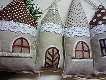 Dekorácie - Na vianočnom námestí - 3381394