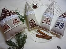 Dekorácie - Na vianočnom námestí - 3381398