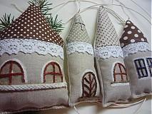 Dekorácie - Na vianočnom námestí - 3381409
