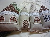 Dekorácie - Na vianočnom námestí - 3381410