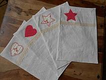 Úžitkový textil - Prestieranie pre G. - 3383520