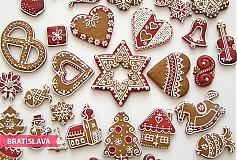 Kurzy - Vianočné zobenie medovníkov - 3392711