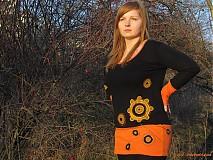 Topy, tričká, tielka - Naranjada - 3393706