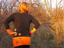 Topy, tričká, tielka - Naranjada - 3393714