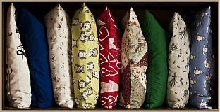 Úžitkový textil - Vankúšik pohankový alebo špaldový - 3398216
