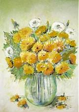 Obrazy - Slnečné kvety - 3398745
