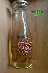 Drobnosti - nálepky na fľašu - 3399065
