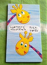 Tabuľky - menovka na dvere -DETSKÁ IZBA - 340065