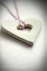 Dekorácie - srdce len tak z lásky - 3406691