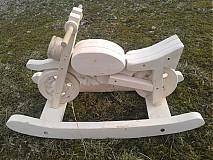 Hračky - Motorka na hojdanie - 3410606