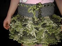Sukne - suknička - 3427620