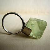 Prstene - fluorit - 3430034