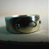 Prstene - opálový - 3430167