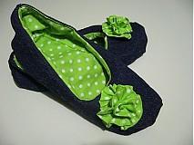 - Balíček papučiek 6 párov - 3430219
