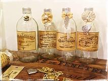 Vintage fľaštičky...