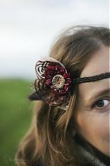 Ozdoby do vlasov - Čelenka - Indiánska - 3461402