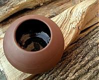 Dekorácie - Guľatá - váza - 3471144