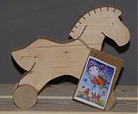 Hračky - Koník Pejo - 3474815