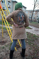 Kabáty - Anjelský kabát - 3478763