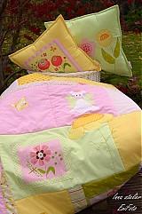 Úžitkový textil - Žlty-ako slniečko - 3484975