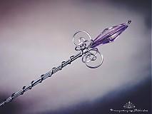 """Detské doplnky - kouzelná hůlka s """"drahokamem"""" - 3485463"""