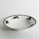 Nádoby - tanier polievkový zver - 3487104