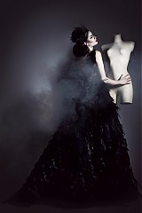 Šaty - Raven Queen - 3489365