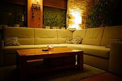 Nábytok - Konferenčný stolík-teak - 3493250