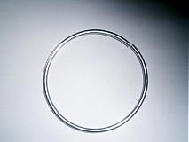 Iný materiál - Obruč kruh (B)- 14cm x 0,3cm- 1ks - 3502181