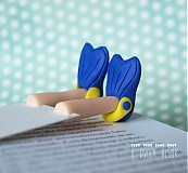 - Záložka kniho-nôžka  - 3509181