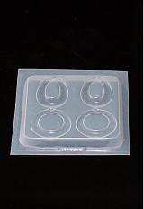 Suroviny - Forma na výrobu šperkov zo živice Z17 - 351908