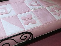 - patchwork deka pre najmenších 90x120cm - 3520440