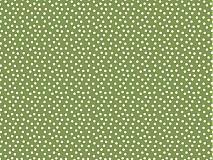 - Zelená bodkovaná látka - 3520502