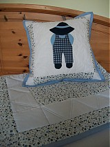 patchwork deka a obliečka SET za super cenu