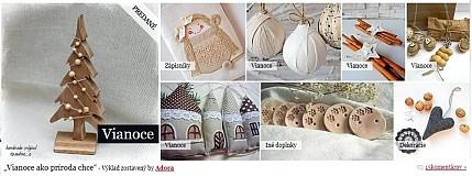 Dekorácie - Bio visačky na darčeky - 3534877