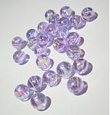Korálky - Guličky Orchid - 3548385