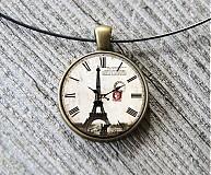 Náhrdelníky - Paříž - 3560246
