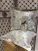 Úžitkový textil - ...vankúš šedý... - 3573225