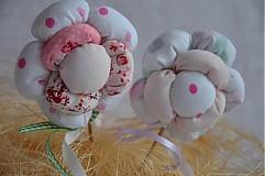 Dekorácie - Zapichovačka kvet - 3575694