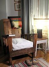 Nábytok - Keď nestojím, sedím,keď sedím čítam, keď čítam, tak v podstate spím. - 3578252
