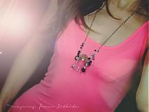 Náhrdelníky - náhrdelník - talisman k naplnění vzpomínkami - 3578400