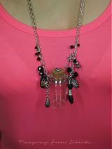Náhrdelníky - náhrdelník - talisman k naplnění vzpomínkami - 3578401