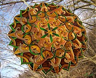 Dekorácie - Mandala Stability - 3584447
