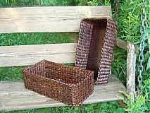 Košíky - Košíček SVETLANA - 3587305