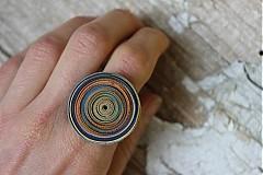 Prstene - Letokruhový pomaranč - 3588002