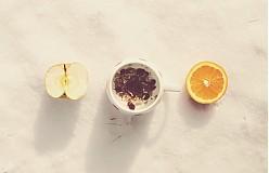Fotografie - breakfast in white - 3596068