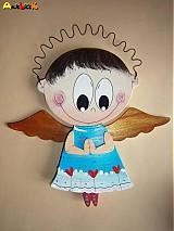 Modliaci anjelik
